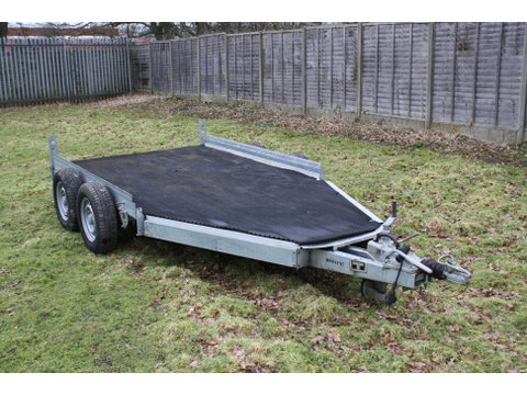 Photo of Used Ifor Williams HB511 Horse Trailer Chassis