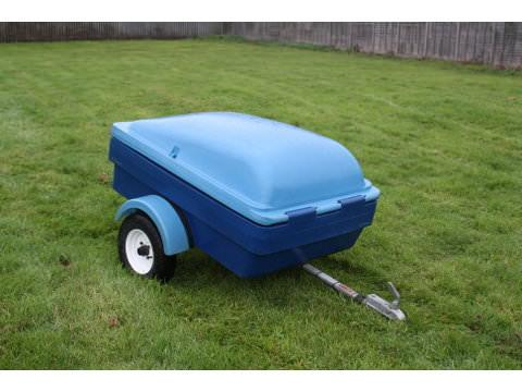 Photo of Used Indespension FlexiTank Luggage / Baggage Trailer
