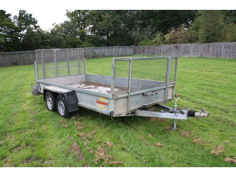 Photo of Used Bateson Goods General Duty Trailer