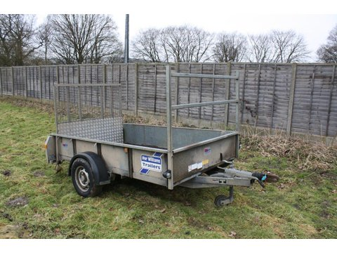 Photo of Ifor Williams GD85 Single Axle General Goods Trailer
