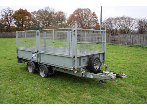 Photo of Ifor Williams LM125HD Flatbed Trailer
