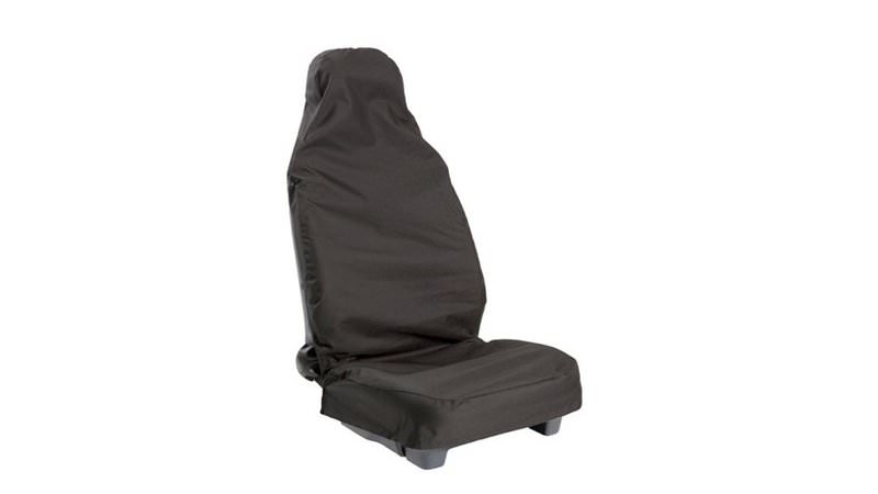 Photo of Ford Transit Single Seat Cover - Black