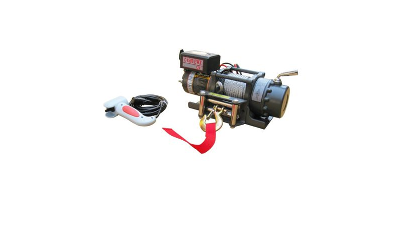 Brian James C2 & C4 Electric 4500lbs Winch