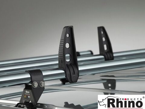 Rhino Delta 2 Bar System Steel Roof Rack for Citroen Berlingo First 96-08