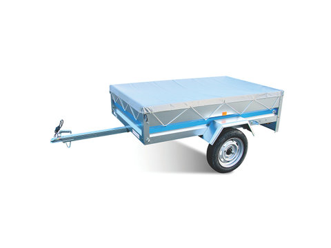 Photo of Erde 122 / Maypole MP6812 Flat Trailer Cover