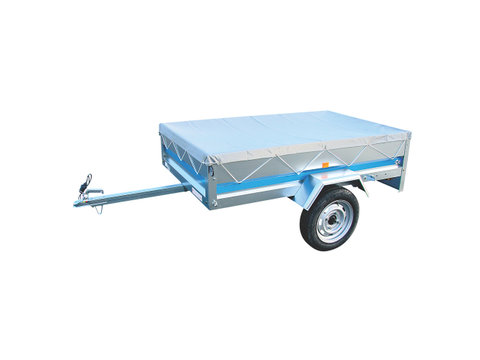 Photo of Erde 142 / Maypole MP6815 Flat Trailer Cover