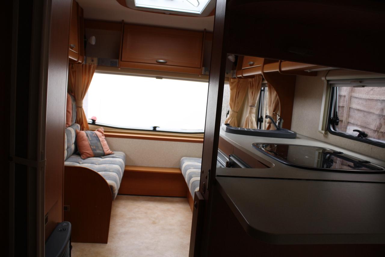Bailey Ranger 460 4 S5 2008 Caravan
