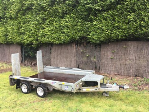 Photo of Used Ifor Williams GX106 Plant Trailer