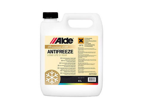 Photo of Alde Protective Premium G13 Pink Antifreeze 4ltr