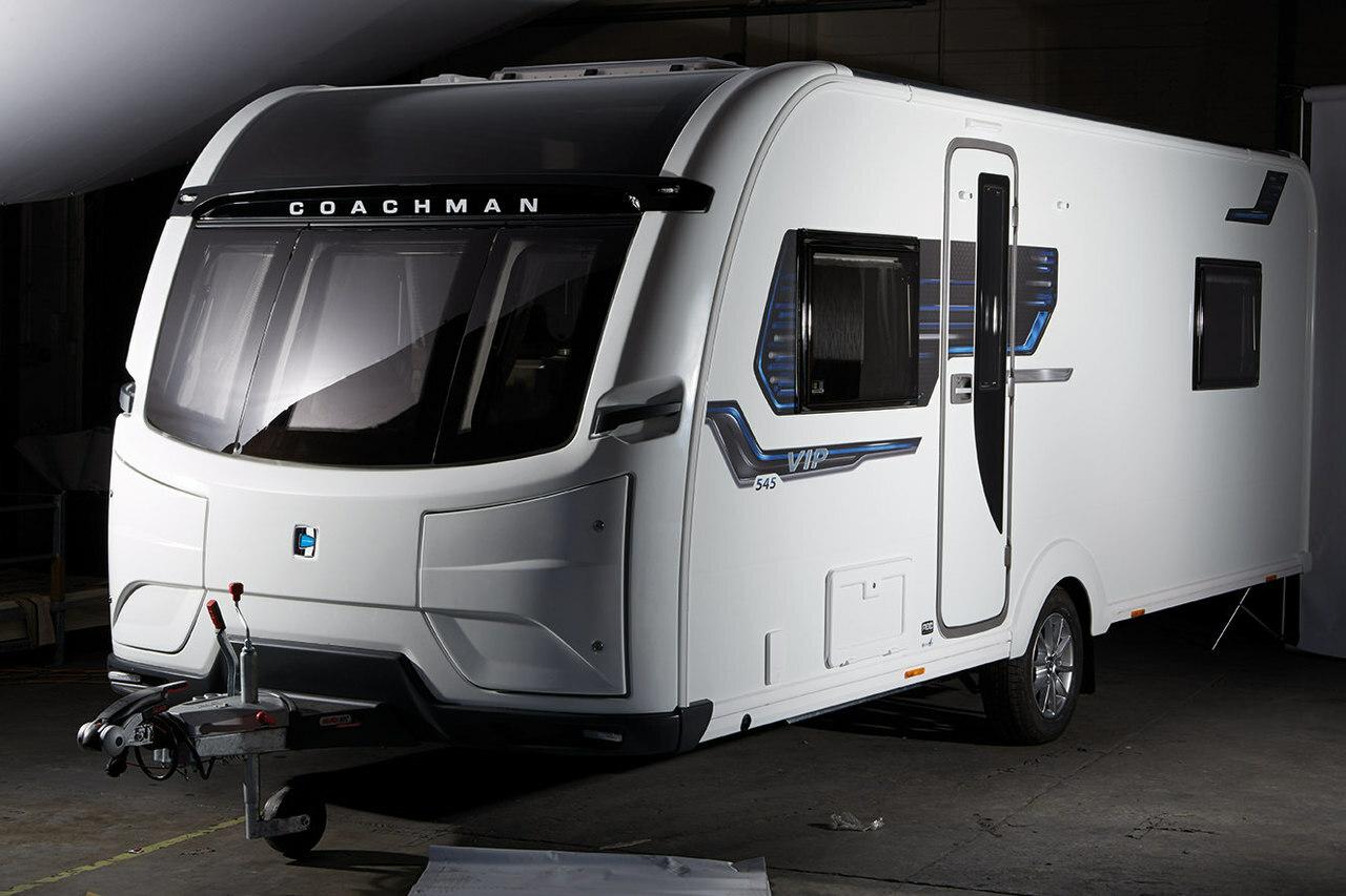 New Coachman Vip 460 2019 Caravan 2 Berth