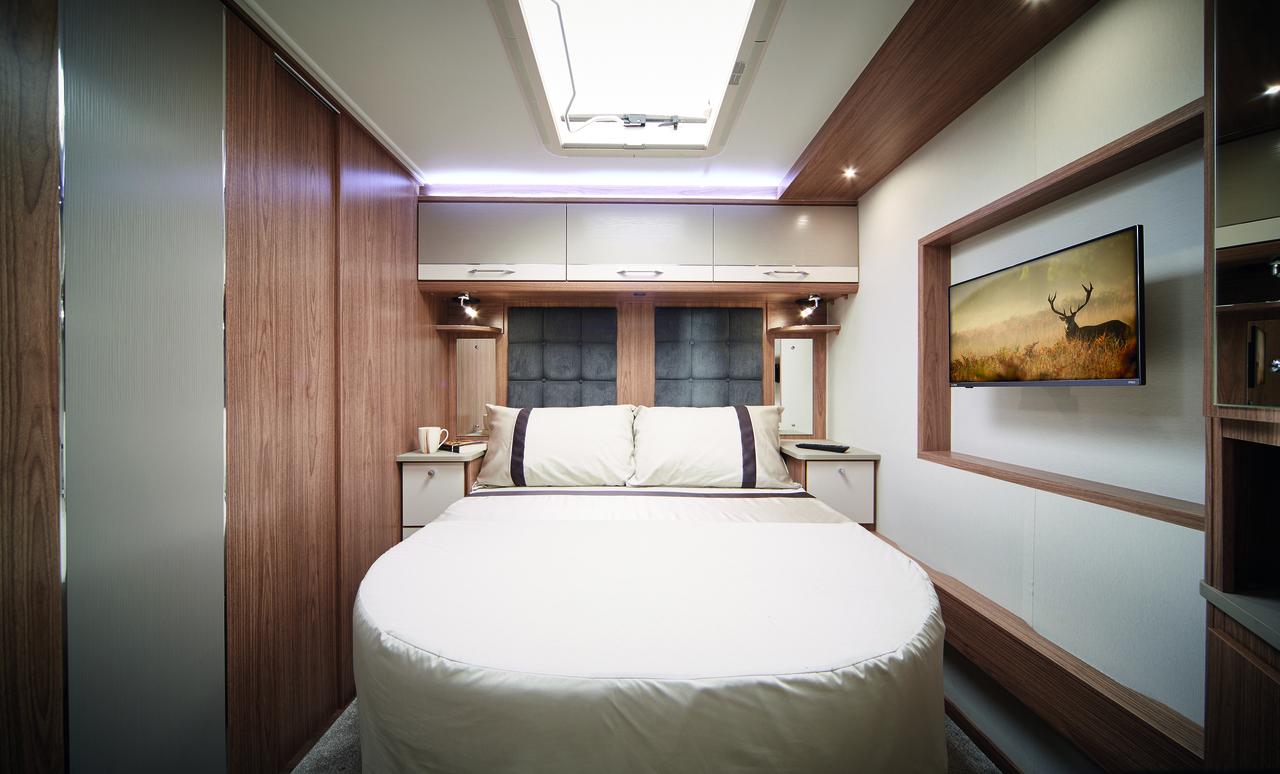 New Coachman Laser 650 2019 Caravan 4 Ber