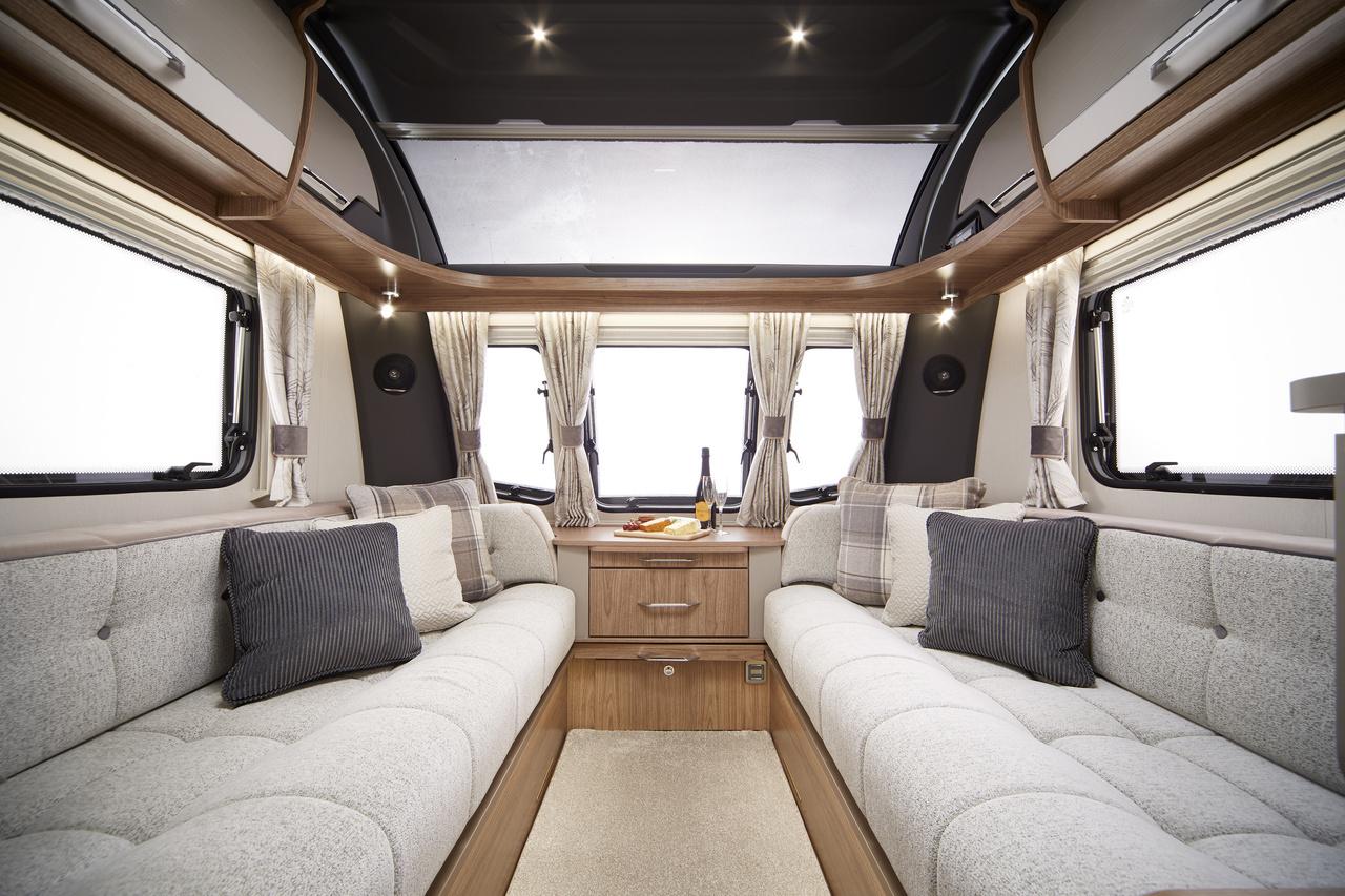 New Coachman Laser 675 2019 Caravan 4 Ber