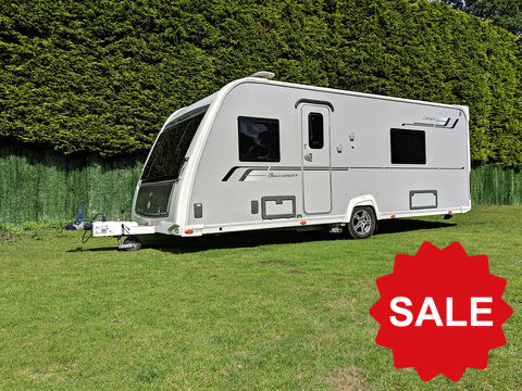 Photo of Used Buccaneer Corsair - 2012 Caravan - 4 Berth Fixed Bed