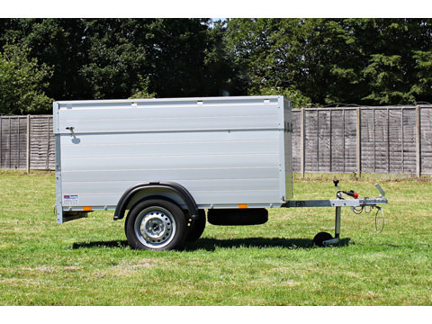Photo of GT500-181-VT Anssems Luggage Trailer