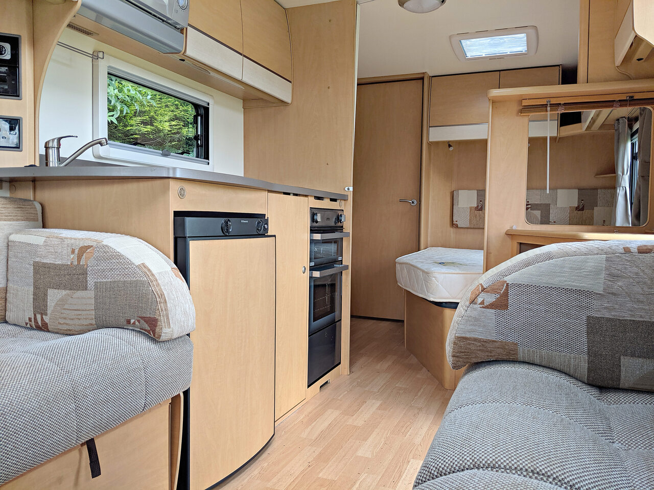 Used Bailey Pegasus 534 - 2011 Caravan