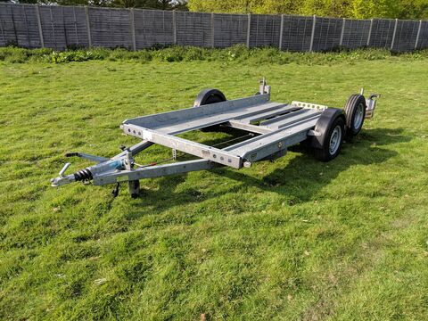 Photo of Used Brian James 100-0100 Clubman Car Trailer