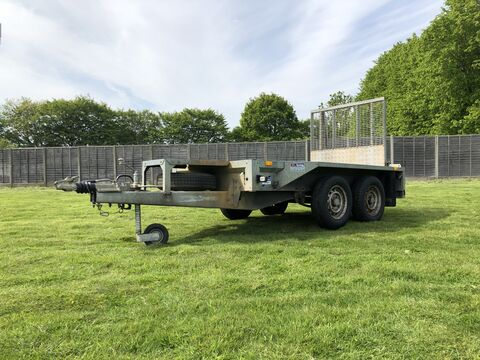 Photo of Used Ifor Williams GX84 Plant Trailer