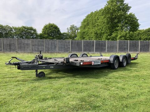 Photo of Ex-Hire Brian James A4 125-2423 Car Transporter Trailer (CT6)