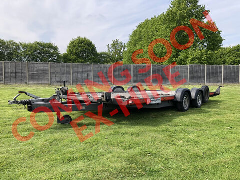 Photo of Ex-Hire Brian James A4 125-2423 Car Transporter Trailer (CT5)
