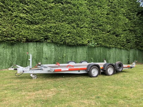 Photo of Used Brian James A4 125-2323 Car Transporter Trailer