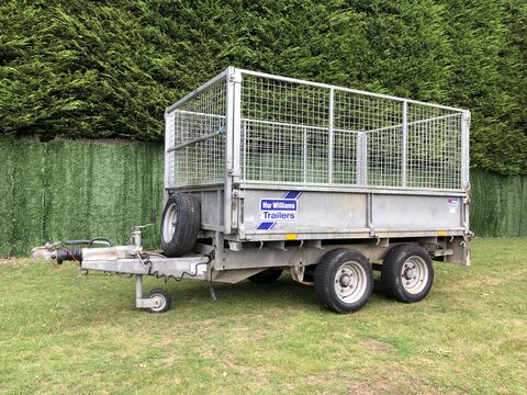 Photo of Used Ifor Williams LM85HD Flatbed Trailer