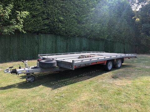 Photo of Used Brian James T4 230-5442 Car Transporter Trailer