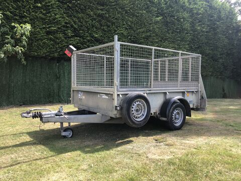 Photo of Ifor Williams GD85GSA Single Axle General Goods Trailer