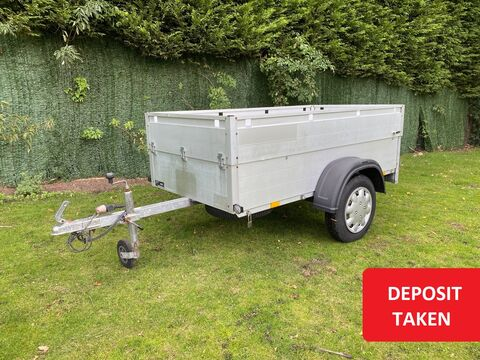 Photo of Ex-Hire Anssems GT750 Luggage / Baggage Trailer (Ans-3)