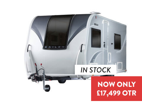 Photo of New Bailey Discovery D4-4 - 2020 Caravan - 4 Berth End Washroom