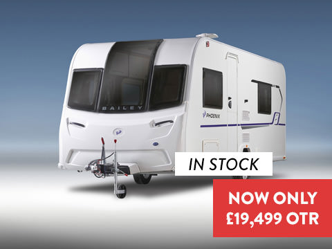 Photo of New Bailey Phoenix 650 - 2020 Caravan - 5 Berth Family Layout