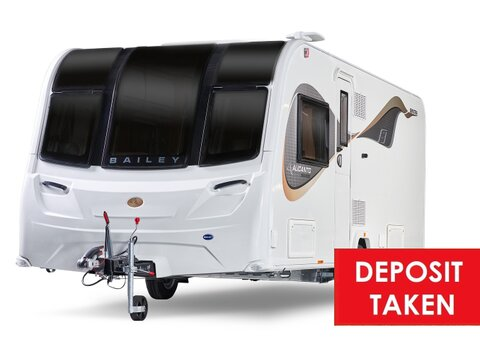 Photo of New Bailey Alicanto Grande Sintra - 2020 Caravan - 4 Berth End Washroom