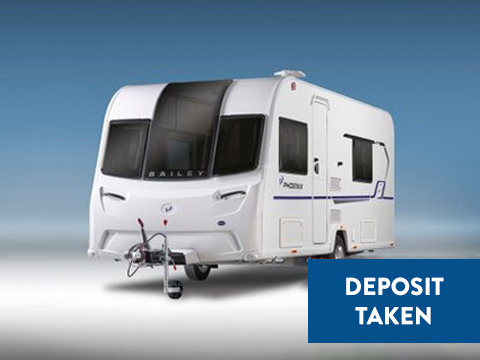 Photo of New Bailey Phoenix 640 - 2020 Caravan - 4 Berth End Bedroom