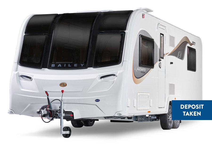 New Bailey Alicanto Grande Porto 2020 Carav