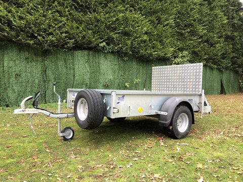 Photo of Used Ifor Williams P6e Unbraked Goods Trailer