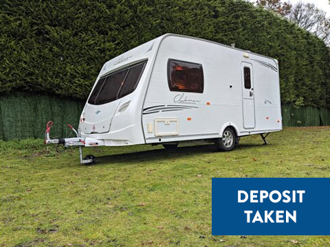Photo of Used Lunar Clubman CK - 2009 Caravan - 2 Berth End Washroom