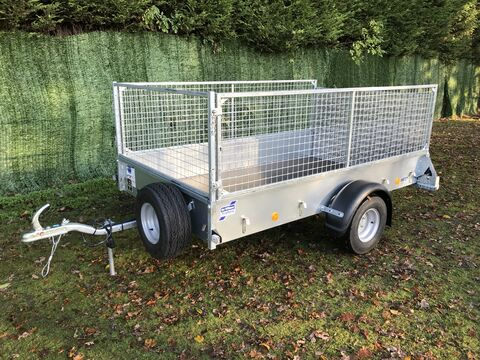 Photo of Ifor Williams P8e (8ft) Unbraked Goods Trailer (4)