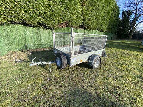 Photo of Used Ifor Williams P6e Unbraked Flotation Wheels Goods Trailer