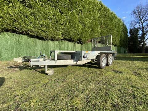 Photo of Used 2019 Ifor Williams GX84 Plant Trailer