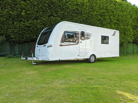 Photo of Used Coachman Pastiche 565 - 2019 Caravan - 4 Berth End Washroom
