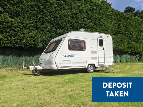 Photo of Used Ace Aristocrat 390 - 2004 Caravan - 2 Berth