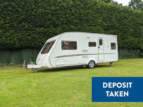 Photo of Used Swift Challenger 490 - 2006 Caravan - 5 Berth Family Layout