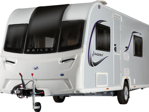 Photo of New Bailey Phoenix 650 - 2021 Caravan - 5 Berth End Washroom