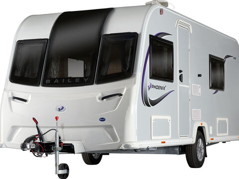 Photo of New Bailey Phoenix 440 - 2021 Caravan - 4 Berth End Washroom