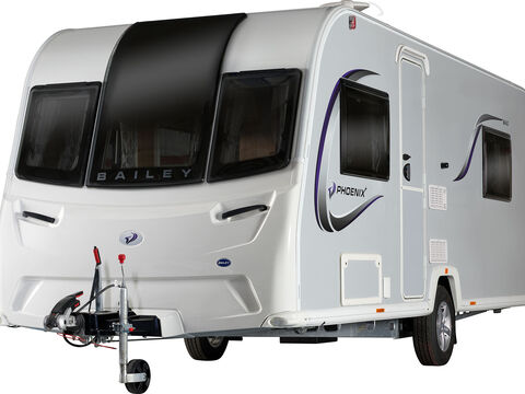 Photo of New Bailey Phoenix 640 - 2021 Caravan - 4 Berth Island Bed