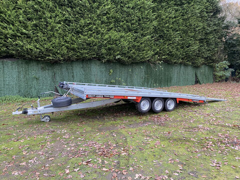 Photo of Used Brian James T6 230-5462 Car Transporter Trailer
