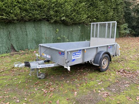 Photo of Used Ifor Williams GD84 Single Axle General Goods Trailer