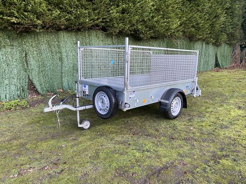 Photo of Used Ifor Williams P7e Unbraked Goods Trailer