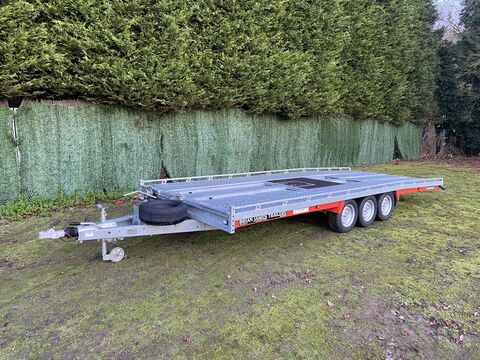 Photo of Used Brian James T6 230-6462 Car Transporter Trailer